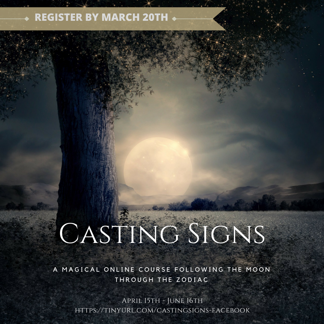NEWIG advertisement for Casting Signs