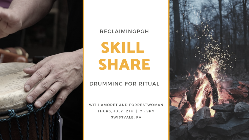 SKILL SHARE_ Drumming