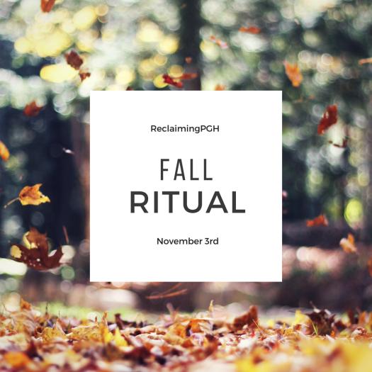 Fall Ritual